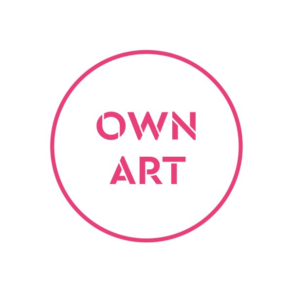 Own art shop logo