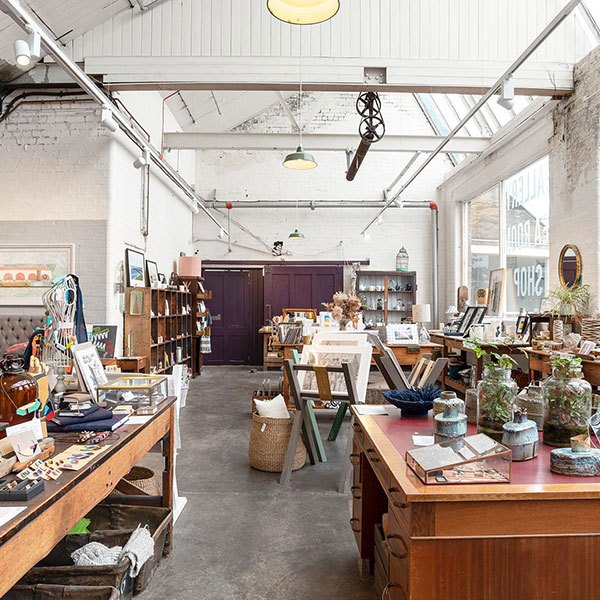 Sunny Bank Mills Gallery Gift Shop
