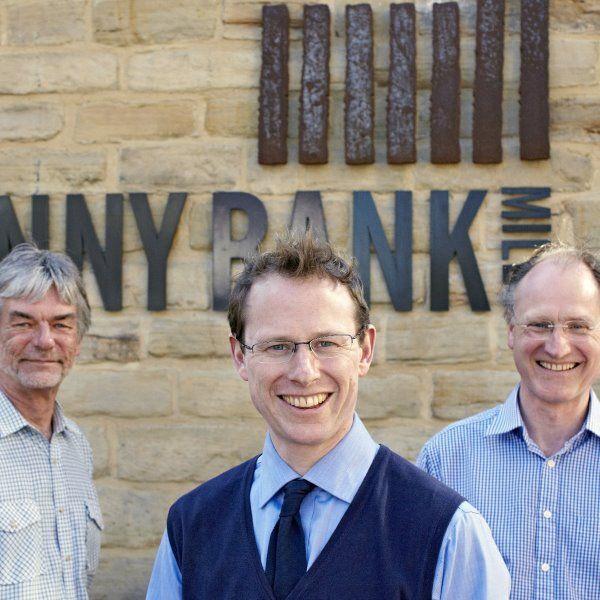 Sunny Bank Mills estate office team