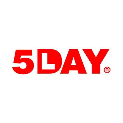 5 Day Leeds logo