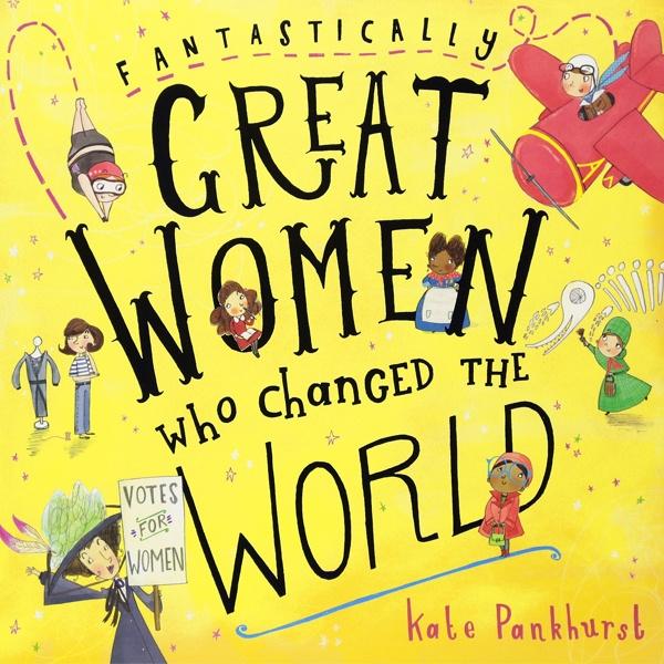Kate Pankhurst book cover