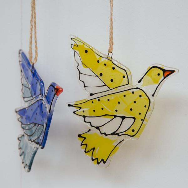 Zoe Eady bird crafts