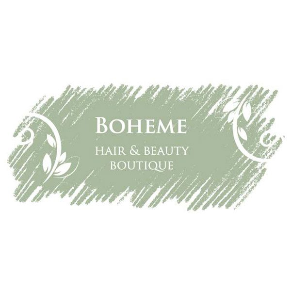 Boheme Hair and Beauty logo