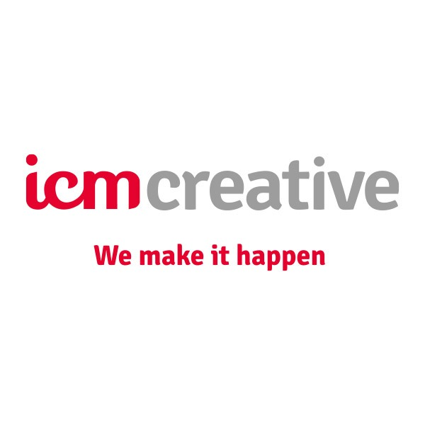 ICM Creative logo