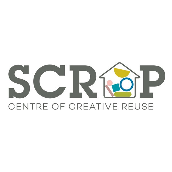 Scrap Creative Reuse Arts Project logo