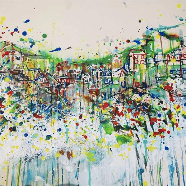 Sarah Chandler artwork