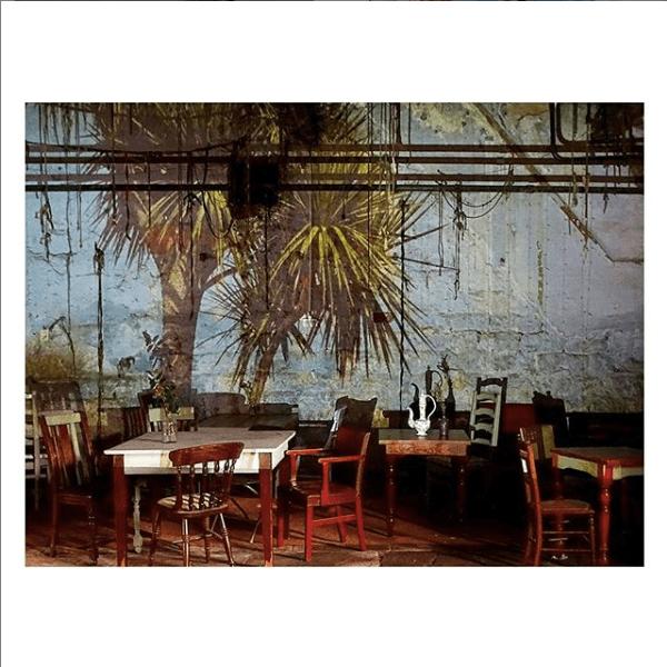 D'arcy Darilmaz restaurant artwork
