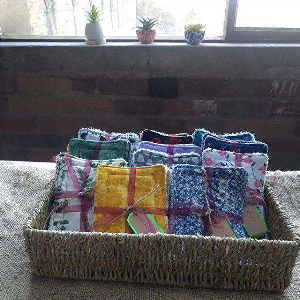Eilidh Gilmour box of crafts